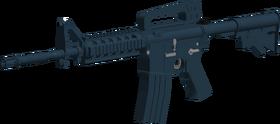 M4A1 angled