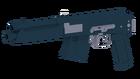 Saiga-12U angled