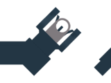Canted Iron Sights