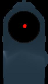 MARS reticle