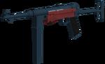 MP40 angled