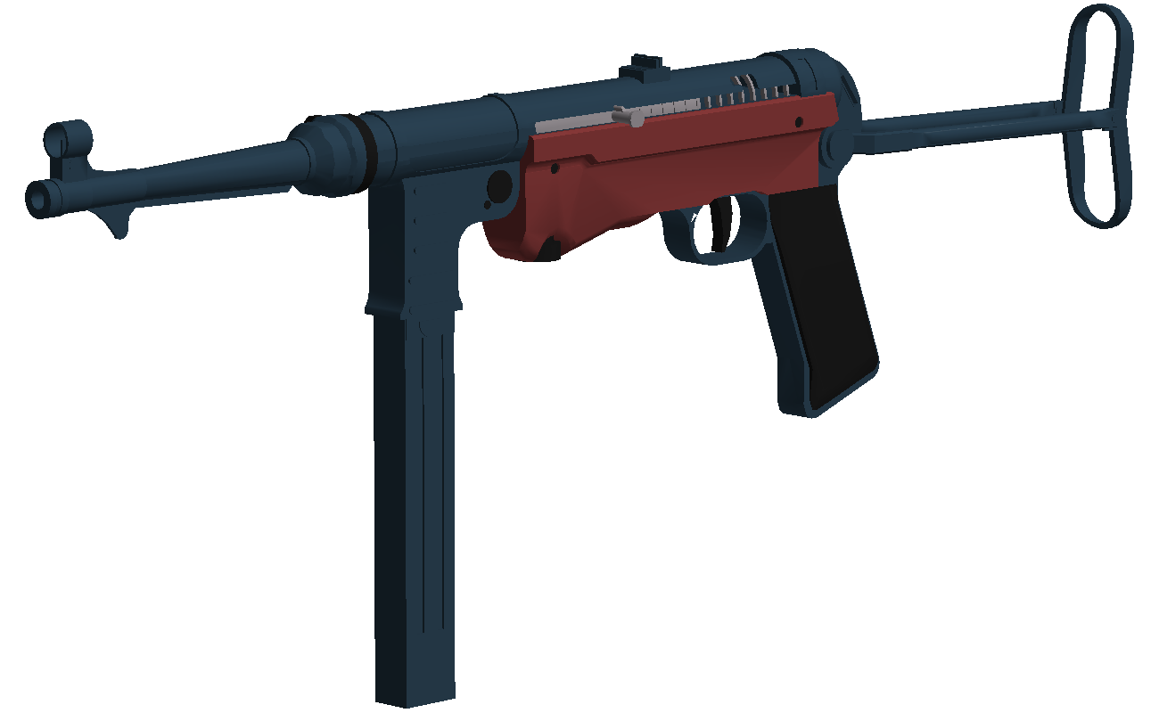MP40 | Phantom Forces Wiki | FANDOM powered by Wikia