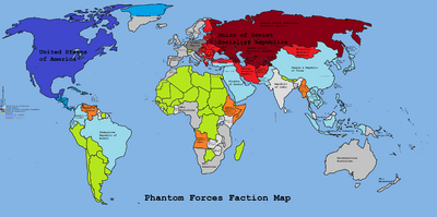 PF Faction Map Concept