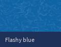 SplatterCaseFlashyBlue