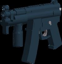 MP5k alpha