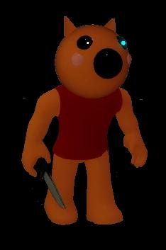 Foxy Roblox Piggy Wikia Wiki Fandom