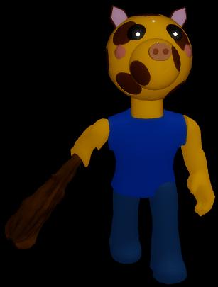 Giraffy Roblox Piggy Wikia Wiki Fandom