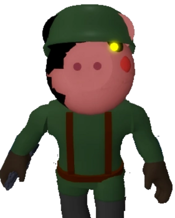 Zizzy Roblox Piggy Characters Names