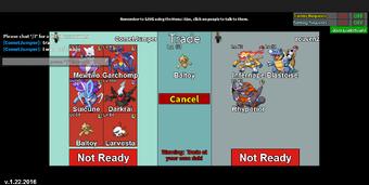 Trading Roblox Pokemon Project Wiki Fandom