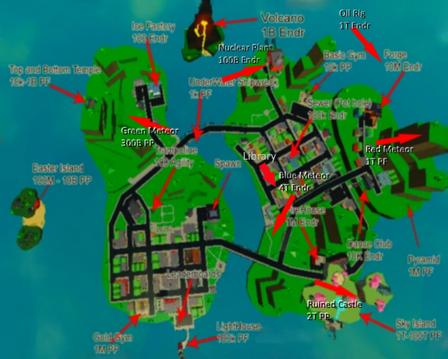 Training Areas | Power Simulator Wiki | FANDOM powered by ...