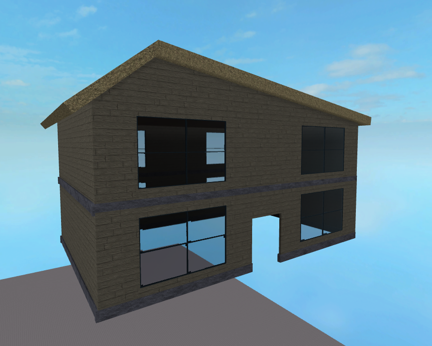 Roblox Log Cabin Roblox Tycoon Dropper