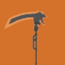 Orange Scythe Roblox Reaper Simulator Wiki Fandom