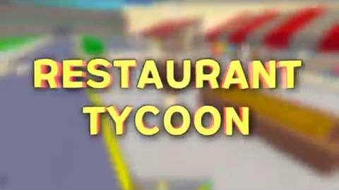 Roblox Restaurant Tycoon Wiki Fandom Powered By Wikia