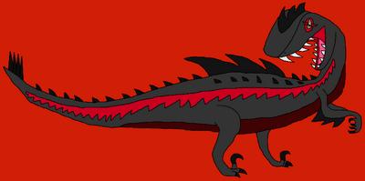 The Indominusraptor Vector 7 - Copy (2)