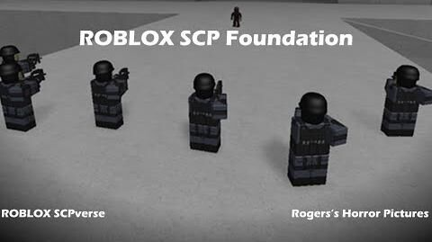 ROBLOX SCP Foundation The Movie-0