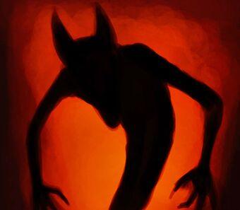 roblox demon tail Ouija Board Demon Roblox Scpverse Wiki Fandom