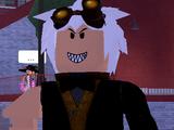 Professor Roba