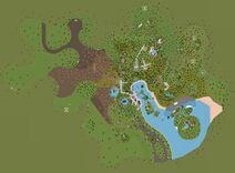 Shard Seekers Map