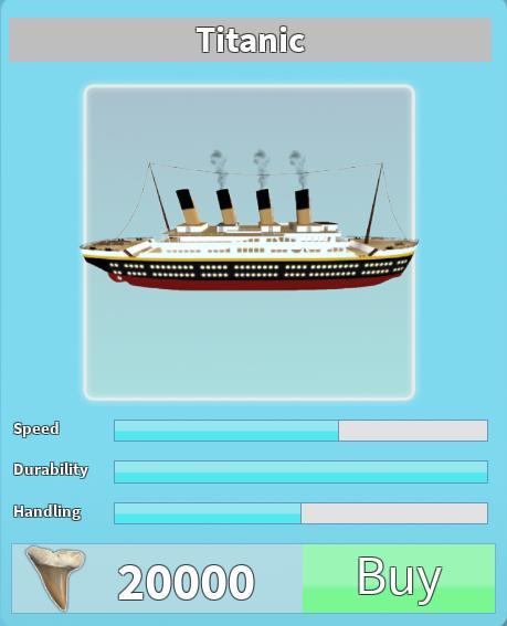 Roblox Titanic Hd Sinking