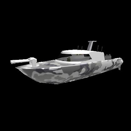 Military Boat | Roblox Shark Bite Wiki | Fandom