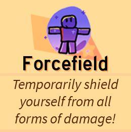 Forcefield   Roblox Super Bomb Survival Wiki   FANDOM