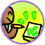 Checks Mark the Spot