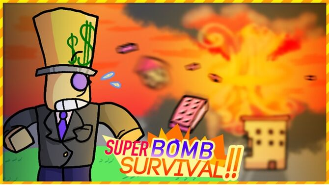 Roblox Super Bomb Survival Wiki | FANDOM powered by Wikia