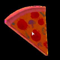 Cursed pizza