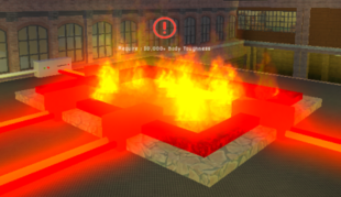 Lava Bath   Roblox Super Power Training Simulator Wiki ...
