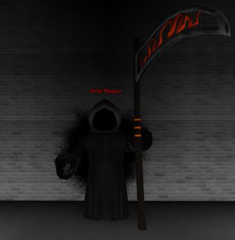 Grim Reaper Roblox Super Power Training Simulator Wiki Fandom