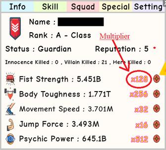 Fist Strength   Roblox Super Power Training Simulator Wiki