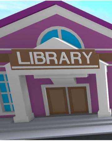 Library Roblox Superherocity Wiki Fandom