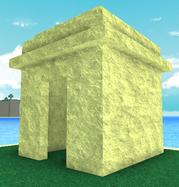 Small Sandstone Hut