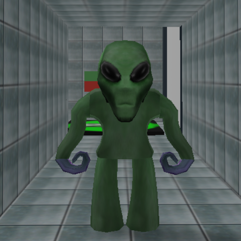 Alien Enemy Roblox Survive And Kill The Killers In Area 51
