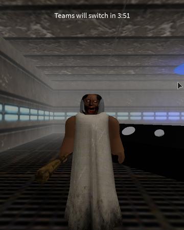 Granny Roblox Survive And Kill The Killers In Area 51 Wiki Fandom