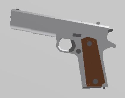 M1911 Roblox Survive And Kill The Killers In Area 51 Wiki - roblox area 51 guns