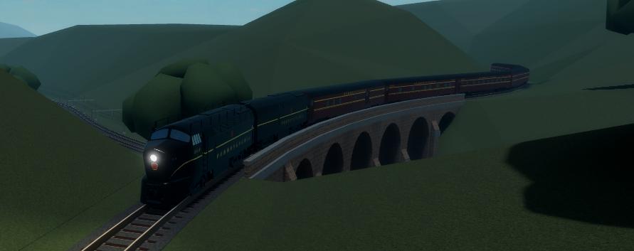 Roblox Amtrak Prr Rf16 Roblox Terminal Railways Official Wiki Fandom