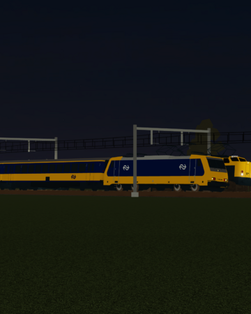 Roblox Railroad Intercity Direct Roblox Terminal Railways Official Wiki Fandom
