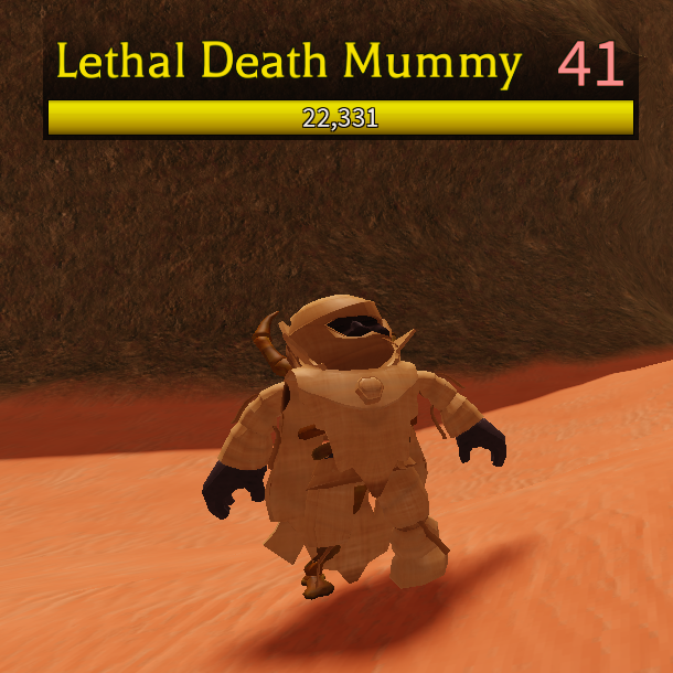 Lethal Death Mummy Roblox The Lords Of Nomrial Wiki -