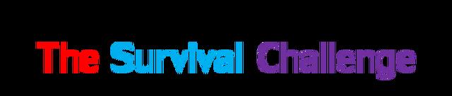 File:The Survival Challenge Logo.png