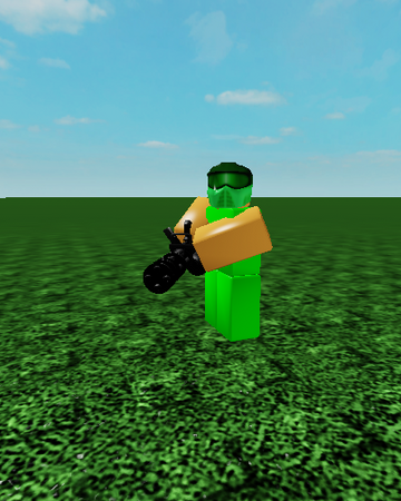 Green Commando Roblox Tower Battles Fan Ideas Wiki Fandom