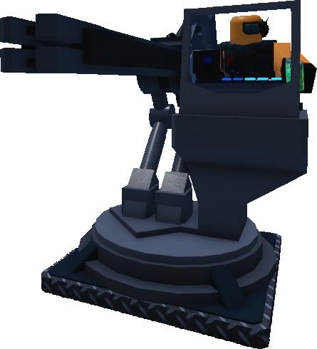 Railgunner Roblox Tower Battles Wiki Fandom