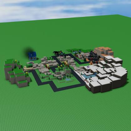 Robloxia   Roblox Tower Defense Simulator Wiki   FANDOM