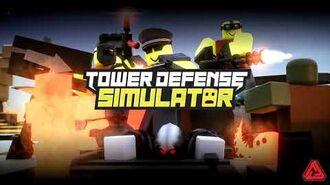 (Official) Tower Defense Simulator OST - Rave DJ