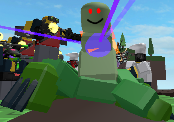 Carrier 1 | Roblox Tower Defense Simulator Wiki | FANDOM powered by