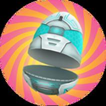 Admin Egg Badge
