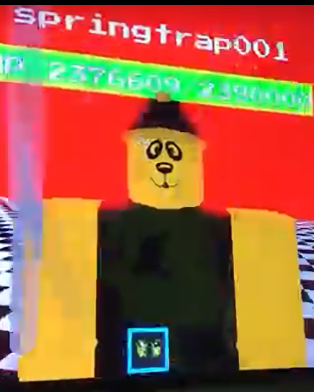 Evil Kid Hat Roblox Get Ready Dude Roblox Undertale Monster Mania Wiki Fandom