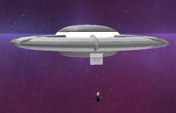 Alien Spaceship | Roblox Universe Destruction Simulator Wiki