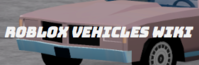 Roblox Vehicles Wiki