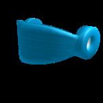 Blue Visor